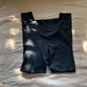 Girlfriend Collective High Rise Midnight Leggings